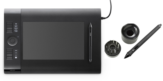 intuos4 pen stand Best Handpicked Graphic Tablets for Artists & Designers