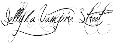 jellyka vampire street0 10 Most Popular Script & Calligraphy Fonts