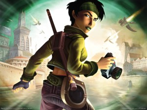 Beyond Good and Evil1 300x225 Girls in Games | 30 Wallpapers Collection