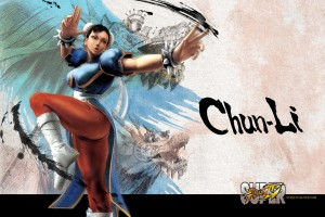 Chun li1 300x200 Girls in Games | 30 Wallpapers Collection