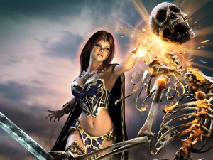 Everquest 21 300x225 Girls in Games | 30 Wallpapers Collection