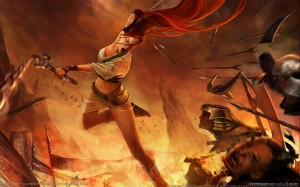 Heavenly Sword 31 300x187 Girls in Games | 30 Wallpapers Collection