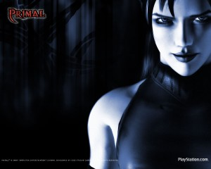 Jennifer Tate Primal1 300x240 Girls in Games | 30 Wallpapers Collection