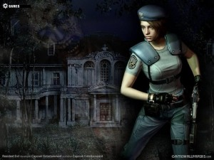 Jill Valentine Resident Evil 21 300x225 Girls in Games | 30 Wallpapers Collection
