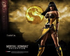 Mortal Kombat1 300x240 Girls in Games | 30 Wallpapers Collection