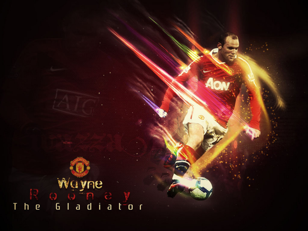 Manchester United 11 1024x768 Manchester United Football Club Wallpapers   2011