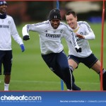 wallpaper training21 150x150 Chelsea Football Club Wallpapers   2011