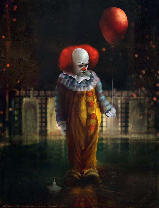 it by ourlak d2yb01w 20 Fresh, Best & Scary Halloween Artworks Of Year 2011