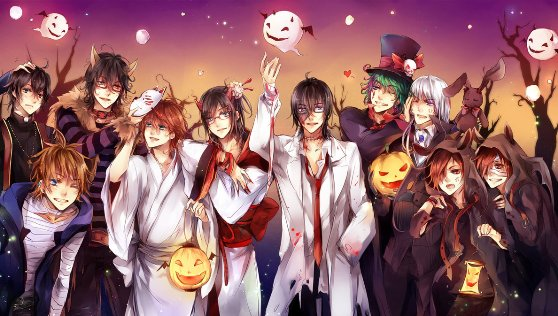 oc  halloween by zaphylla 20 Fresh, Best & Scary Halloween Artworks Of Year 2011